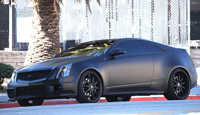 Justin Bieber – Custom Cadillac CTS-V