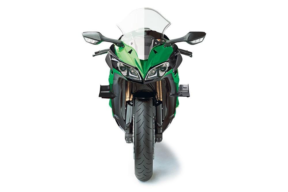 Kawasaki Ninja 1000 Tourer 2