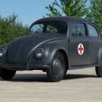 A Historic Volkswagen Beetle For Sale?  For $300,000!