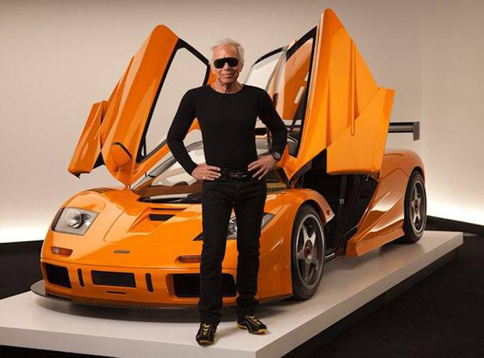 Ralph Lauren – McLaren F1 LM