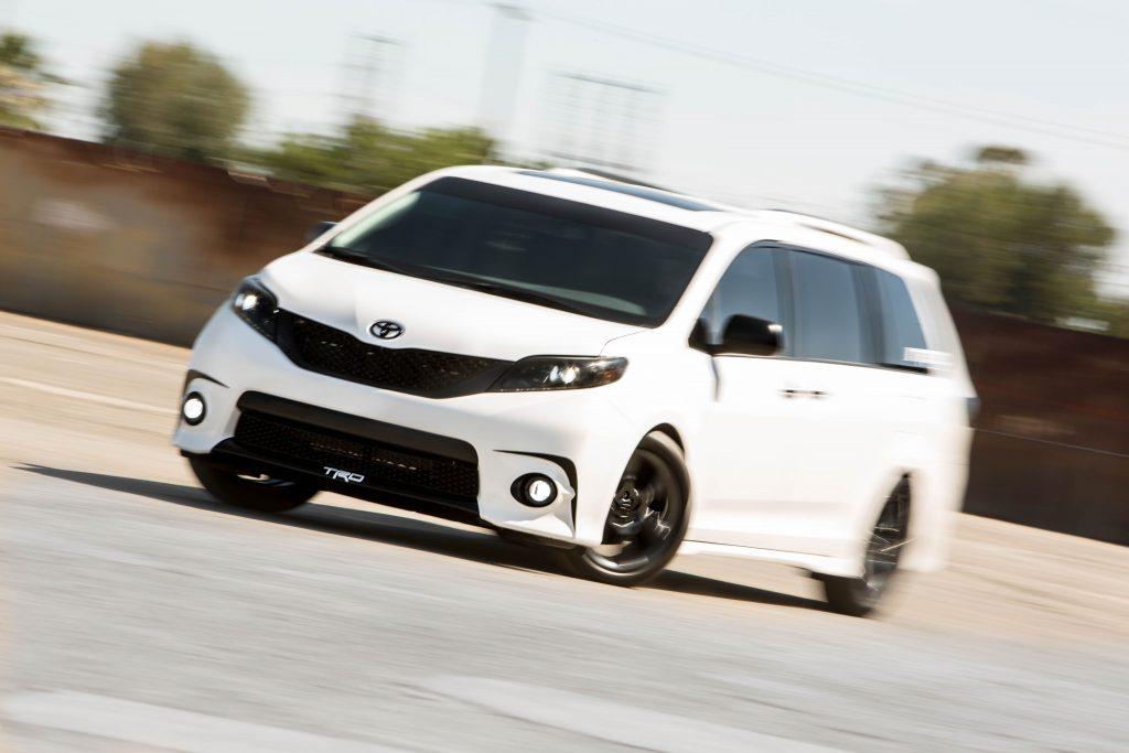 Longest Lasting Cars - Toyota Sienna