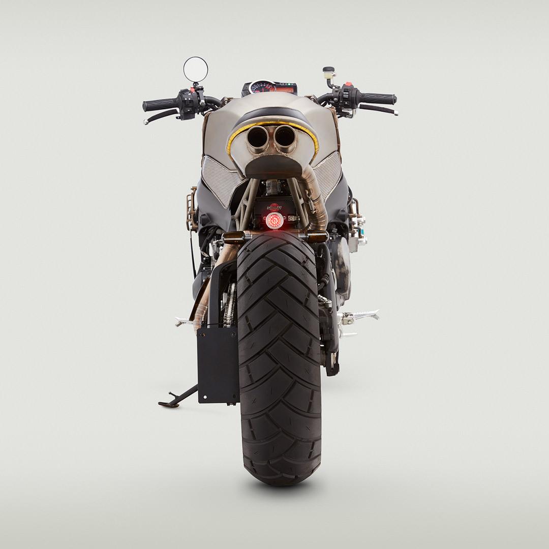 Classified Moto GSX-R1000 4