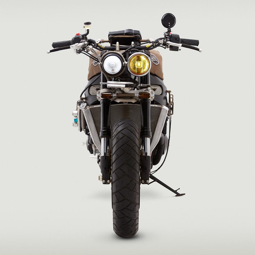 Classified Moto GSX-R1000 3