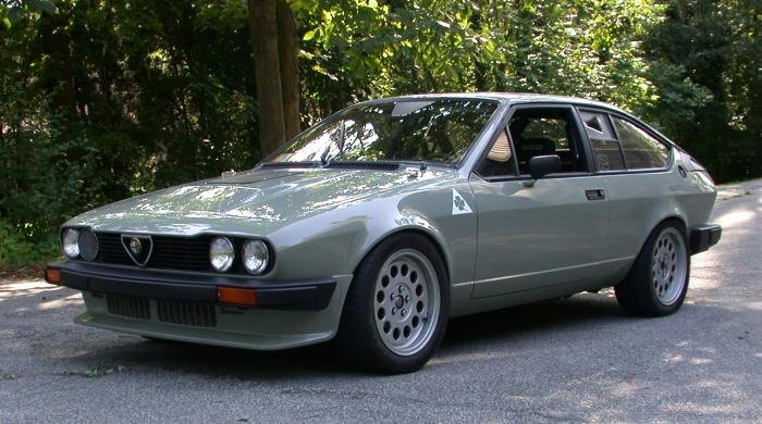 Alfa Romeo GTV6 Quadrifoglio