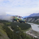 Glacier View Residents Fling Cars off a Cliff. How Did Your 4th of July Go? (Video)
