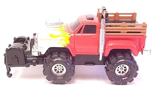 Stomper Toy Trucks
