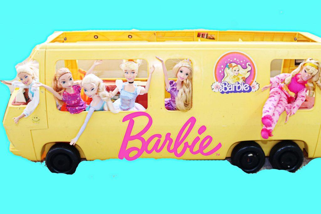 Barbie Motorhome
