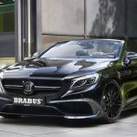 Brabus Mercedes-AMG S63 Cabrio Becomes World's Fastest 4-Seat Convertible