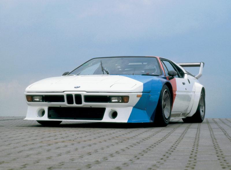 Cars With Pop-up Headlights – BMW M1