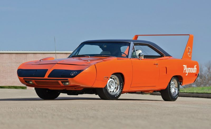 Cars With Pop-up Headlights: Plymouth Superbird