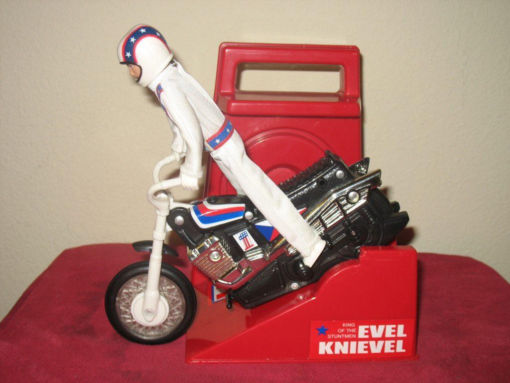 Evel Knievel Stunt Bike