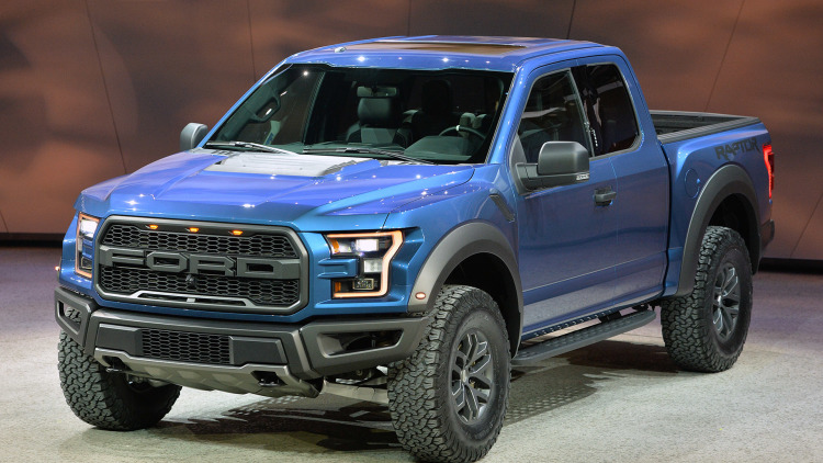 Raptor Facts 2017 Ford F150