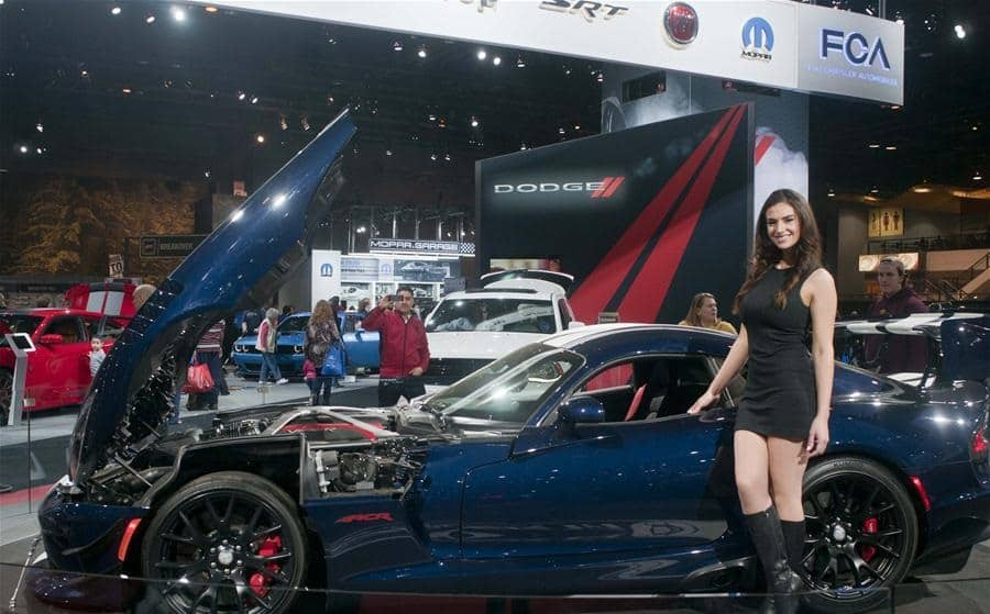 Top Hottest Car Show Models - Car show usa