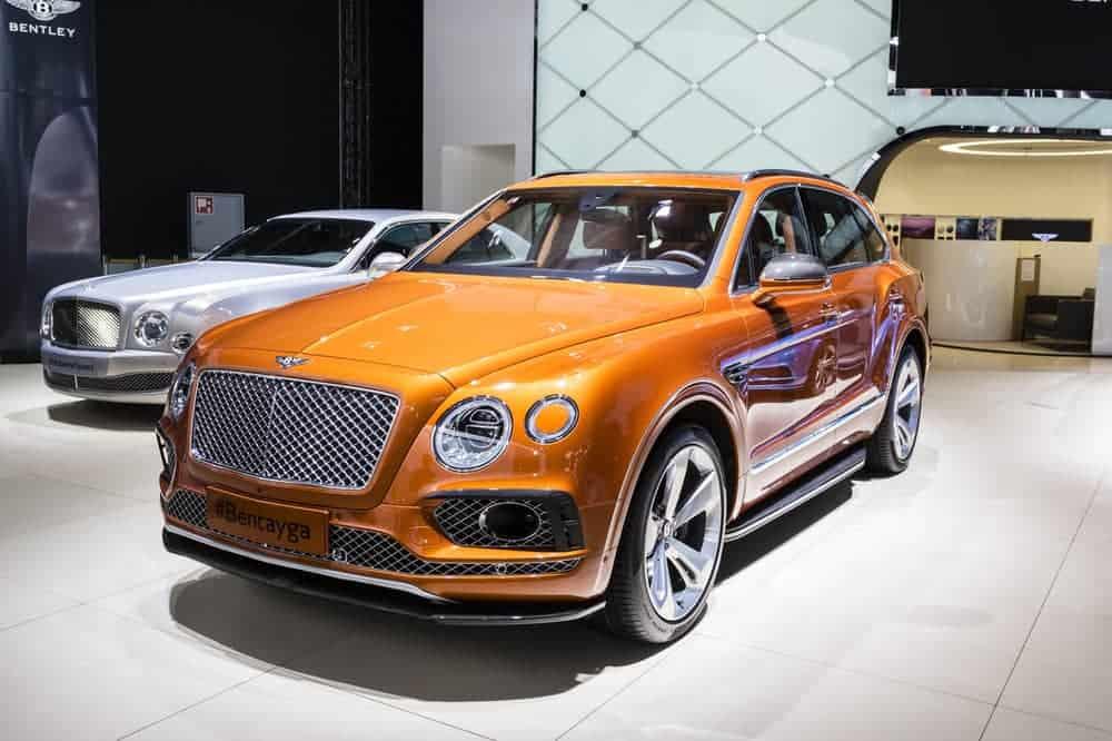 Bentley Bentayga 0-60