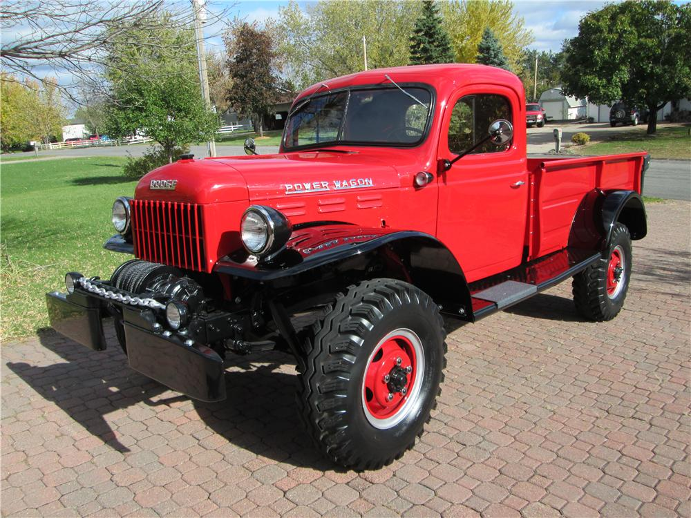 52 power wagon