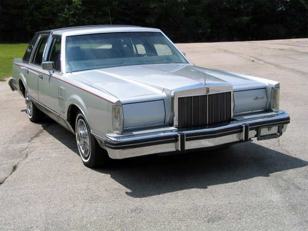 Most Miles On A Car - Lincoln Town Car