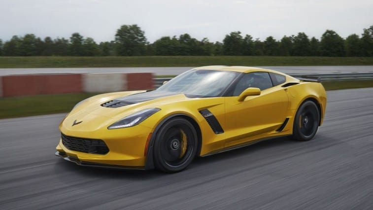 fastest american car- CorvetteZ06