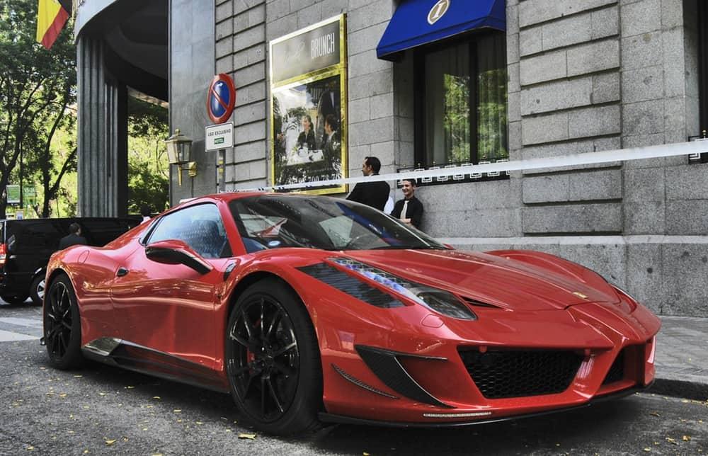 458 Ferrari Spider Monaco Edition