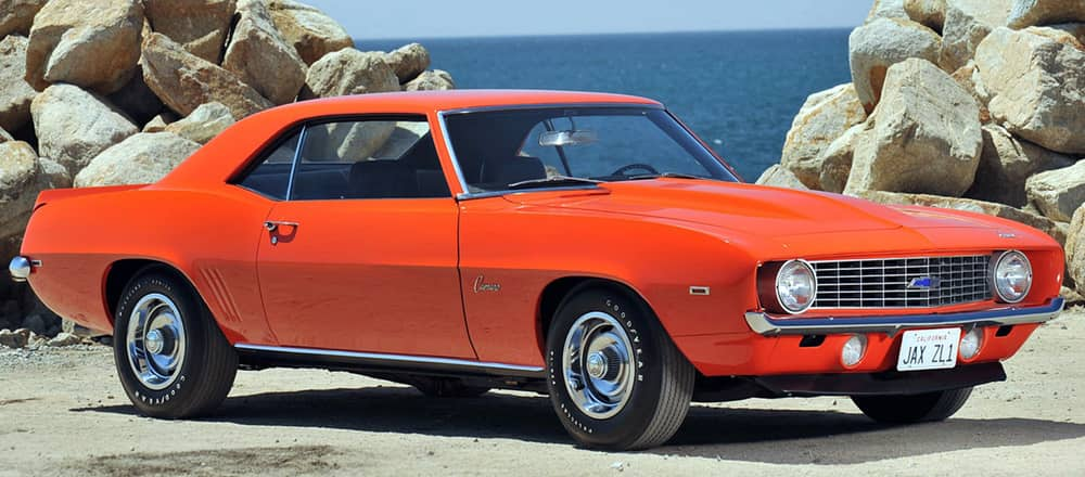 Ten Most Rare American Muscle Cars