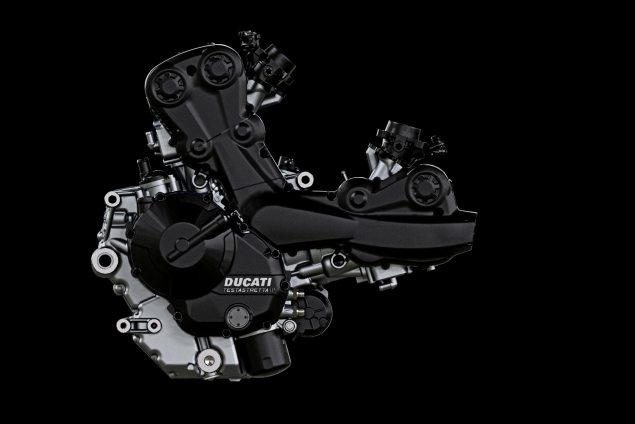 Spy Shot Ducati Monster 3