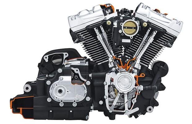 Milwaukee Eight Engine Details 3