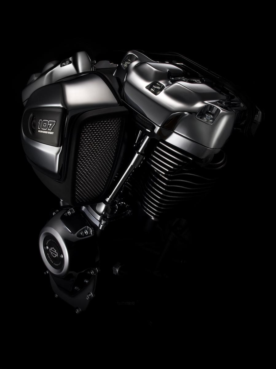 Milwaukee Eight Engine Details 2