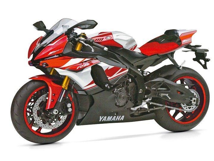 Yamaha R6 Rumors 1