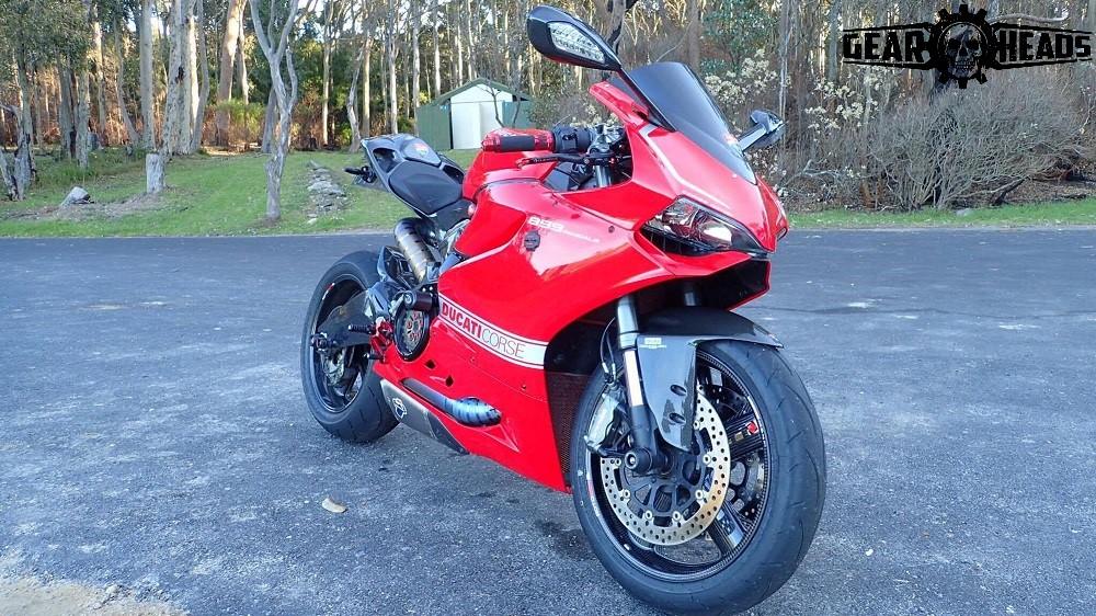 Ducati Panigale Carbon Custom 6