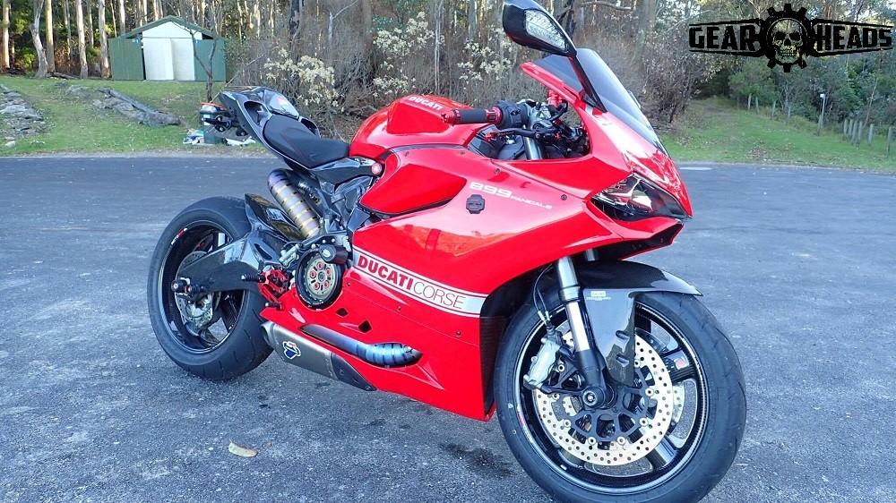 Ducati Panigale Carbon Custom 2