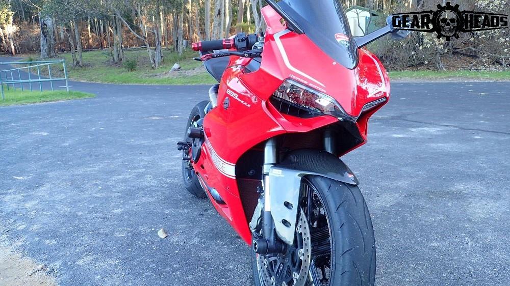 Ducati Panigale Carbon Custom 4