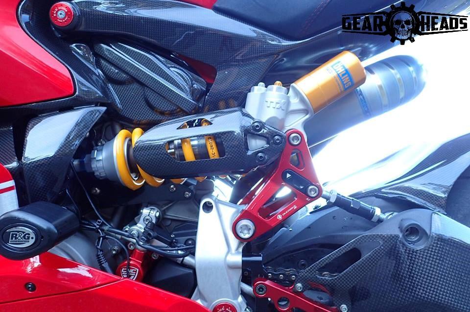 Ducati Panigale Carbon Custom 9