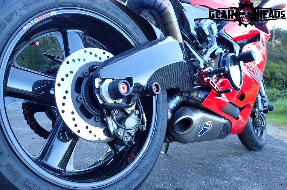Ducati Panigale Carbon Custom 12