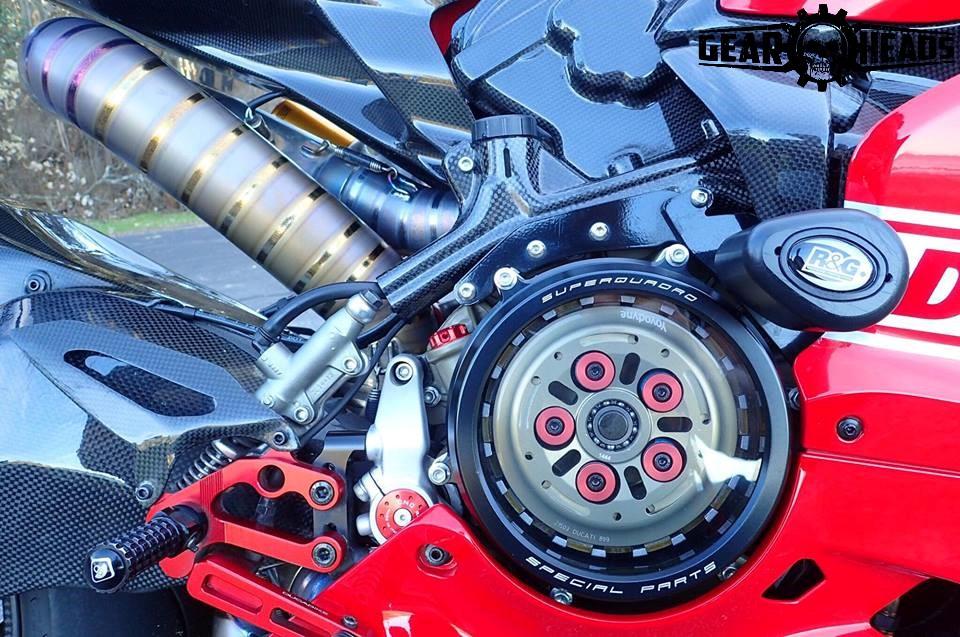 Ducati Panigale Carbon Custom 7