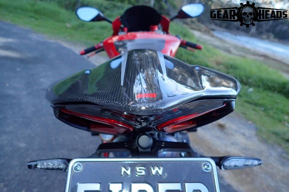 Ducati Panigale Carbon Custom 15