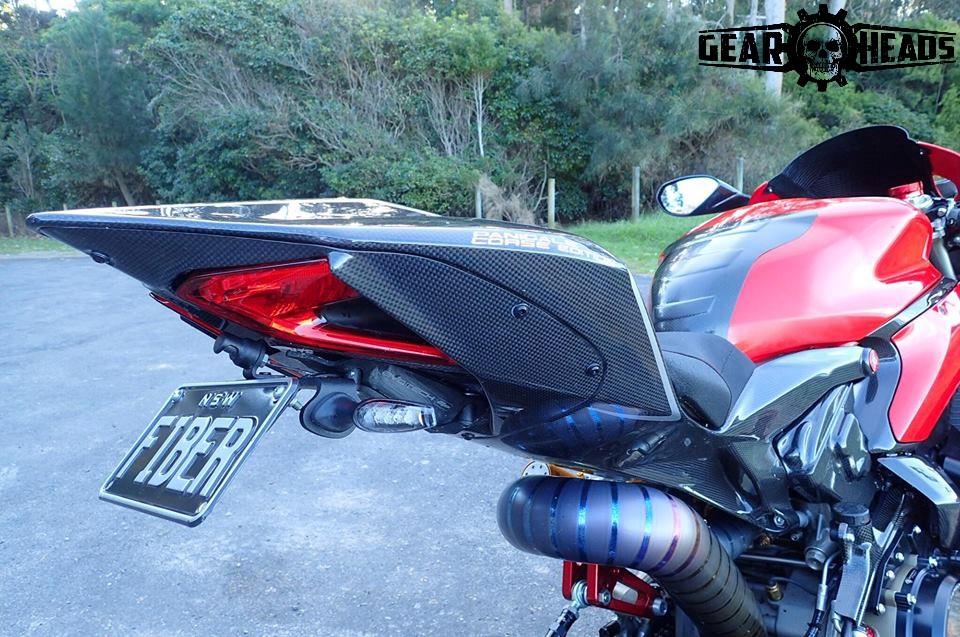 Ducati Panigale Carbon Custom 13