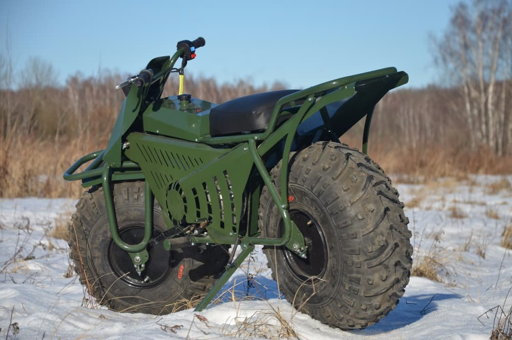 The Taurus 2x2 ATV – From Russia…!