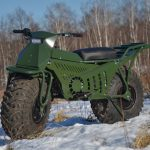 The Taurus 2×2 ATV – From Russia…!