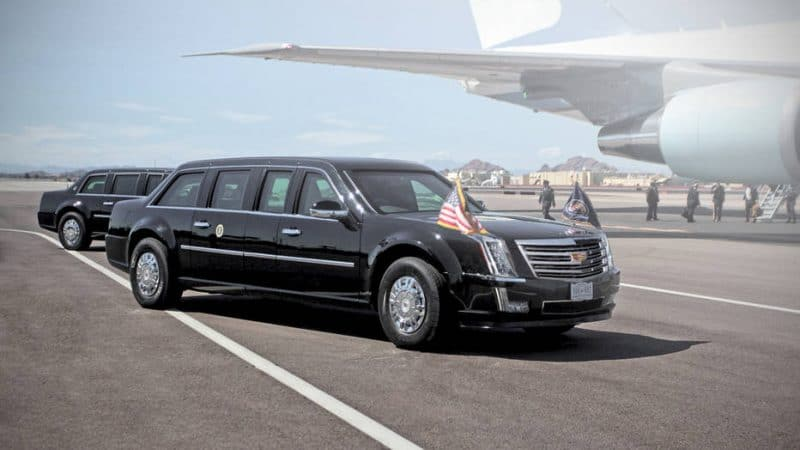 2883d32b19 President Trump will receive all-new presidential limo built especially for  him. I wonder if it ll feature any 24-karat gold gimmicks.