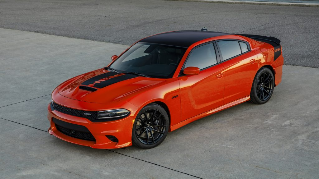 Dodge Charger Daytona and Challenger T/A are an Homage to Vintage Muscle