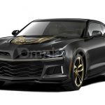 2017 Pontiac Trans Am Rendering – A Screaming Chicken