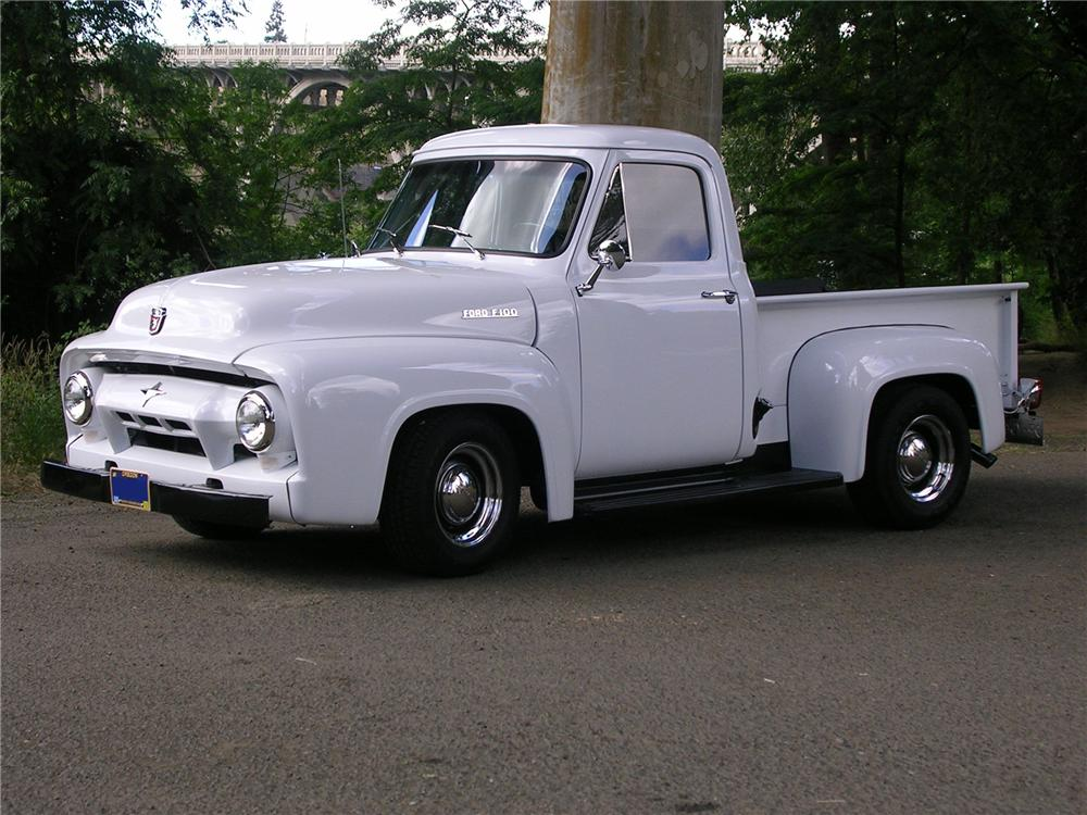 Badass Trucks & Cool SUVs - f-100