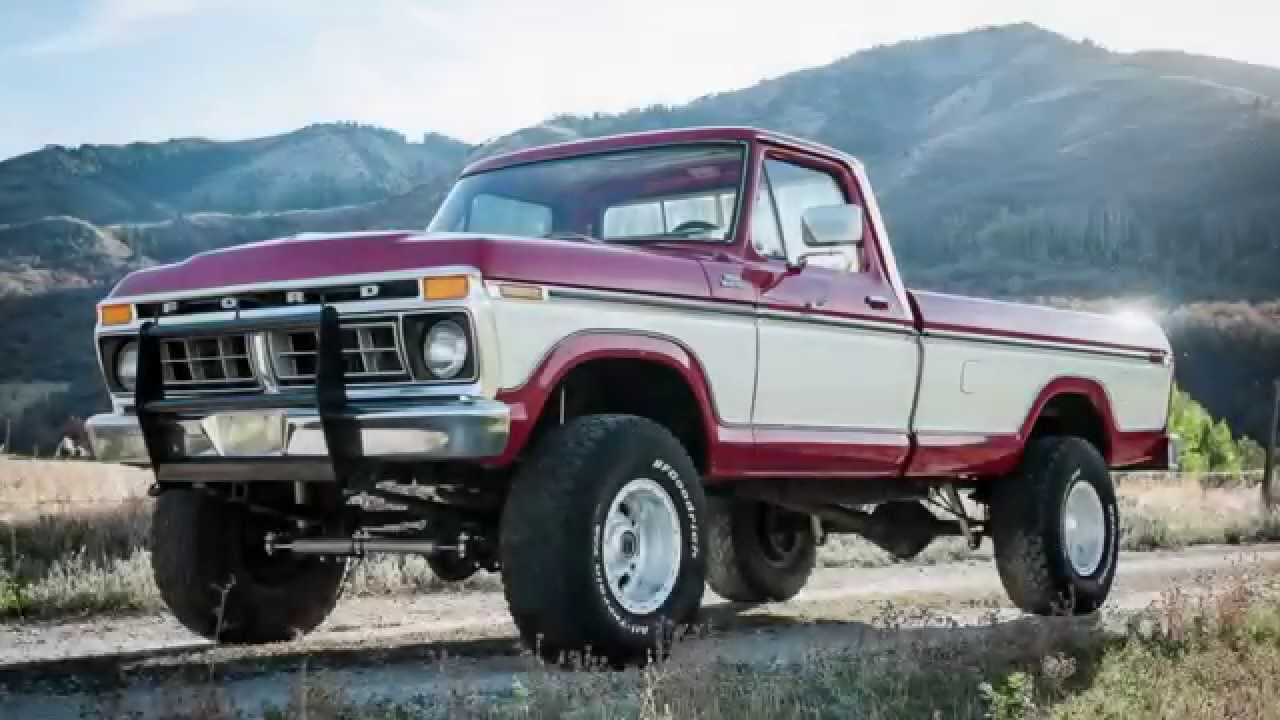 Badass Trucks & Cool SUVs - Ford highboy