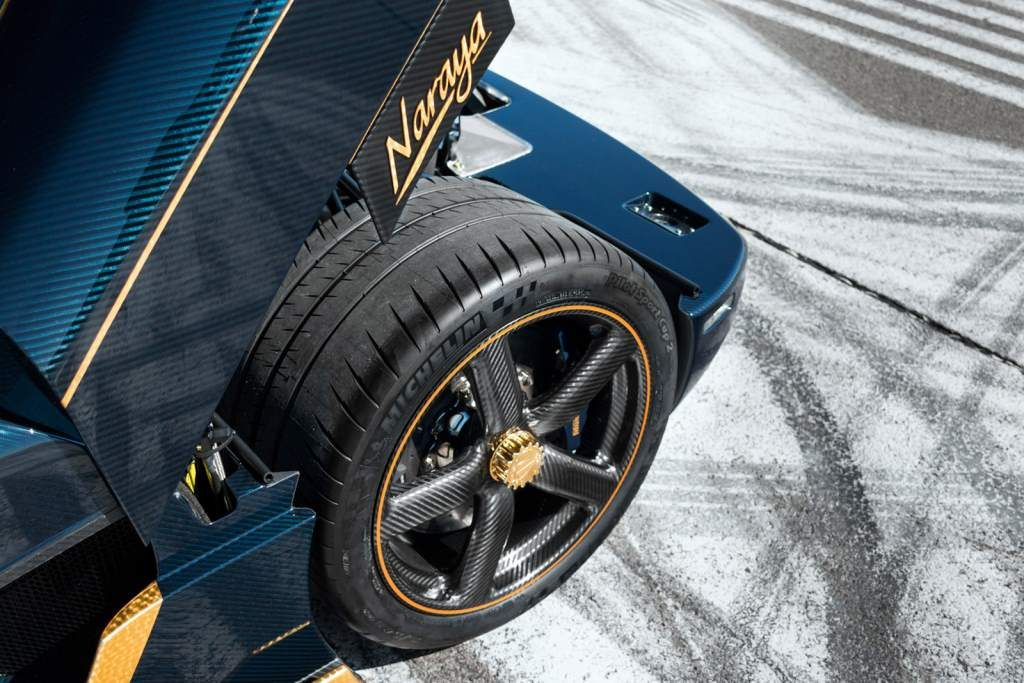 Koenigsegg Agera RS Naraya Rear Wheel Well