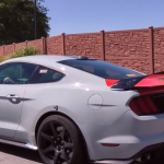 2018 Ford Mustang Shelby GT500 Spied and Filmed