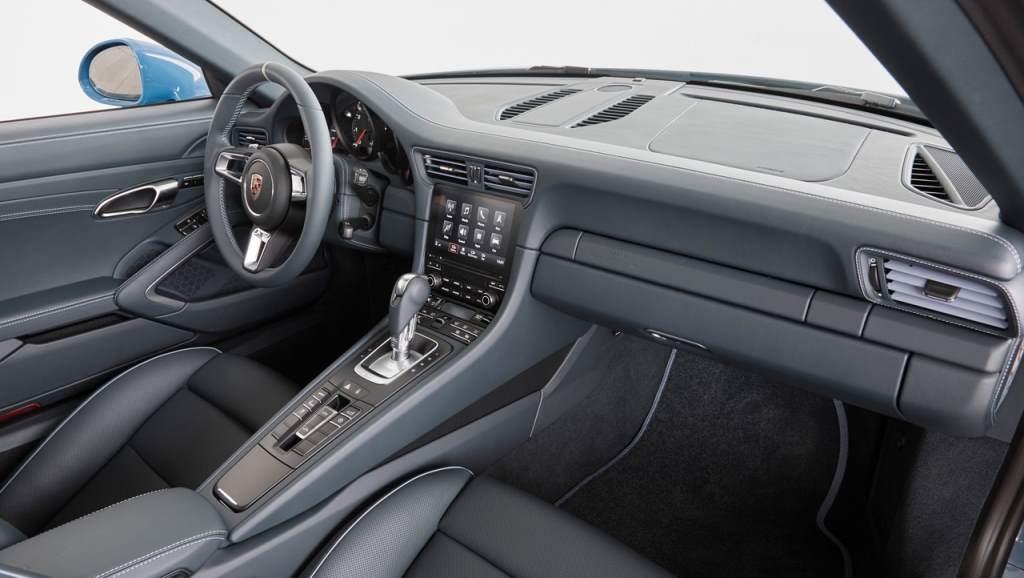 Porsche Targa Exclusive Edition Interior