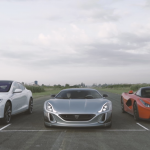 Obscure Croatian Startup Electric Car Destroys Tesla and Ferrari in a Drag Race (Video)