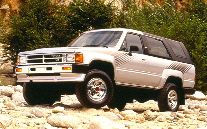 Badass Trucks & Cool SUVs - toyota-4runner-1984-9