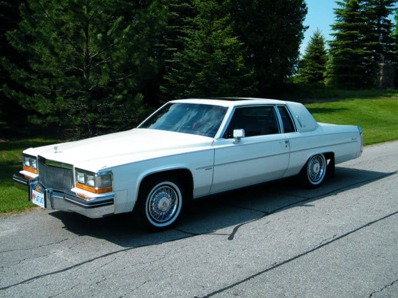 boxy car models - 1980_Cadillac_Coupe_Deville