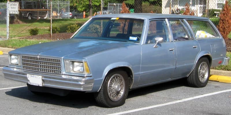 box shaped cars - 1980_Chevrolet_Malibu
