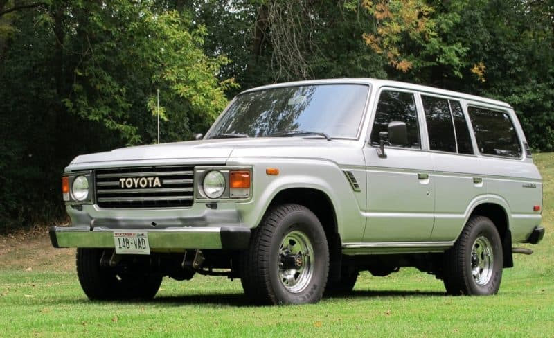 square cars - 1986-Toyota-Land-Cruiser